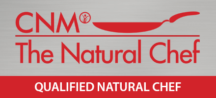 CNM qualified natural chef